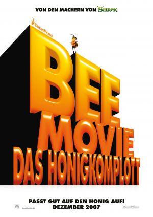 Bee Movie - Das Honigkomplott 2480x3508