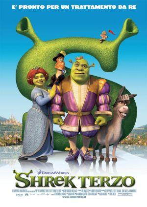 Shrek the Third 500x707