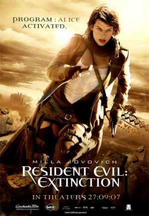 Resident Evil: Extinction 500x725