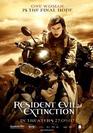 Resident Evil: Extinction 498x712