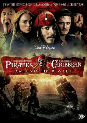 Pirates of the Caribbean: At World's End 1605x2268