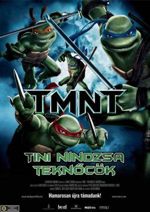 Teenage Mutant Ninja Turtles 950x1343