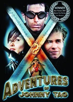 Adventures of Johnny Tao 450x623