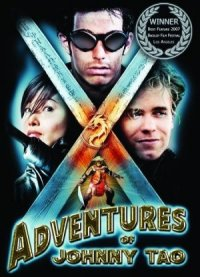 Adventures of Johnny Tao poster