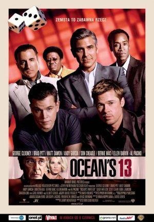 Ocean's Thirteen 555x800
