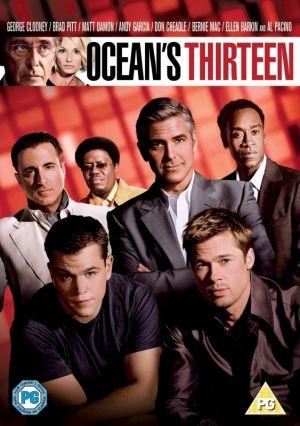 Ocean's Thirteen 563x800