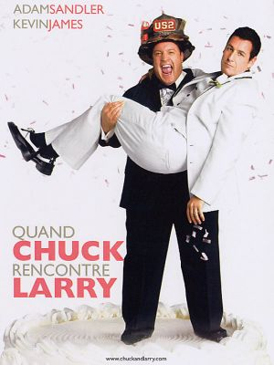 I Now Pronounce You Chuck & Larry 600x800