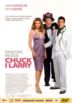 I Now Pronounce You Chuck & Larry 555x800