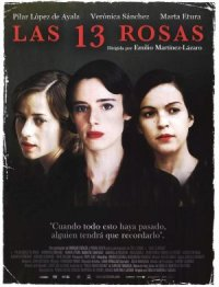 Las 13 rosas poster