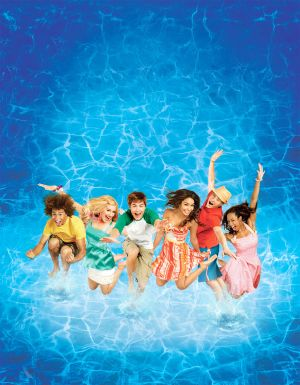 High School Musical 2 Key art