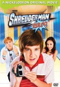 Deckname Shredderman poster