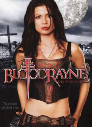 BloodRayne II: Deliverance 318x439