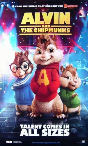 Alvin and the Chipmunks 479x792