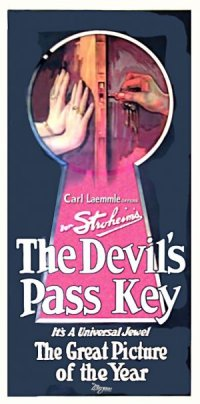 The Devil's Passkey poster