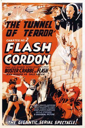 Flash Gordon 2877x4315