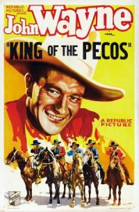 King of the Pecos poster