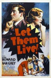Let Them Live poster