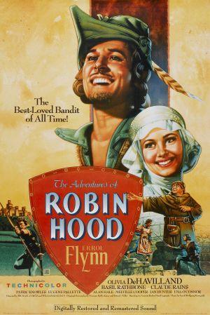 The Adventures of Robin Hood 2413x3608