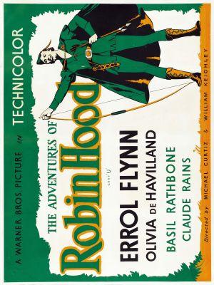 The Adventures of Robin Hood 2902x3865
