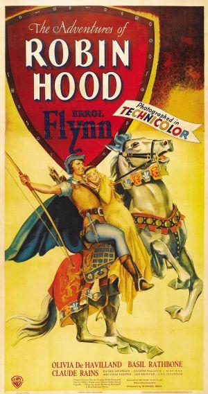 The Adventures of Robin Hood 1765x3347