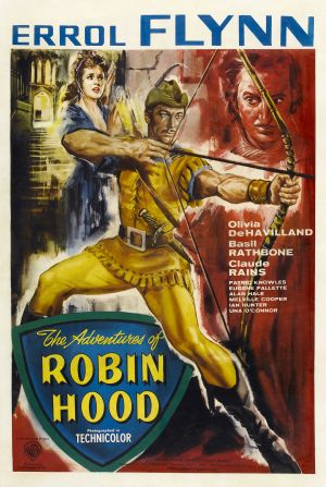 The Adventures of Robin Hood 2104x3138