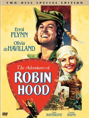 The Adventures of Robin Hood 1687x2250