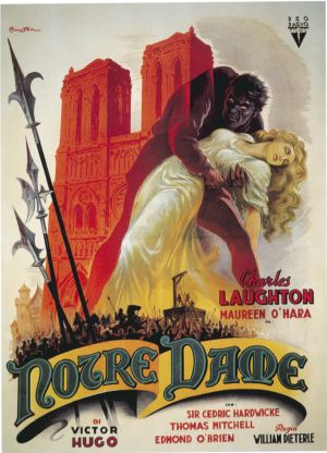 The Hunchback of Notre Dame 1573x2181