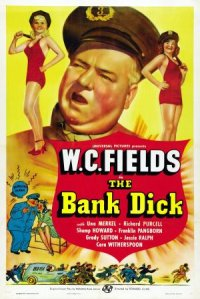 The Bank Dick poster