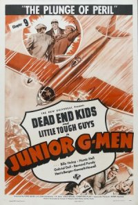 Junior G-Men poster