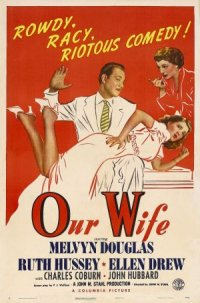 Our Wife poster