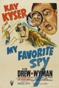 My Favorite Spy poster