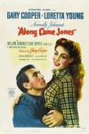 Along Came Jones poster