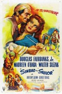 Sinbad, the Sailor poster