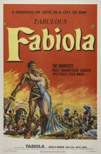 Fabiola poster