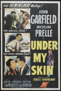 Under My Skin poster