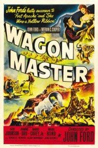 Wagon Master poster
