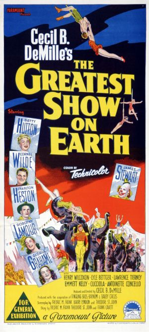 The Greatest Show on Earth 1432x3192