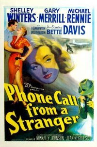 Phone Call from a Stranger poster