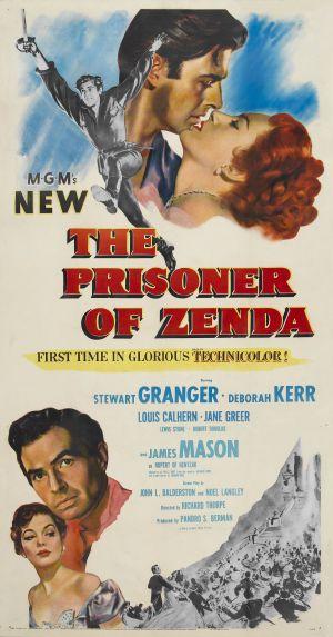 The Prisoner of Zenda 2220x4243