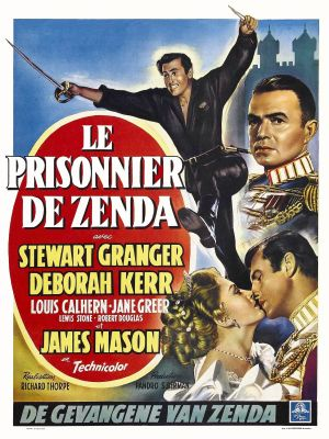 The Prisoner of Zenda 1873x2500