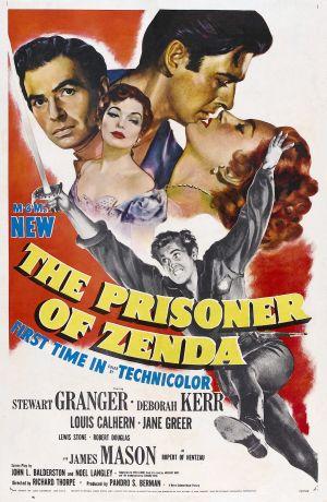 The Prisoner of Zenda 1629x2500