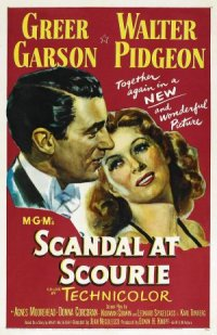 Scandal at Scourie poster