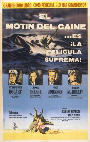 The Caine Mutiny 1811x2851