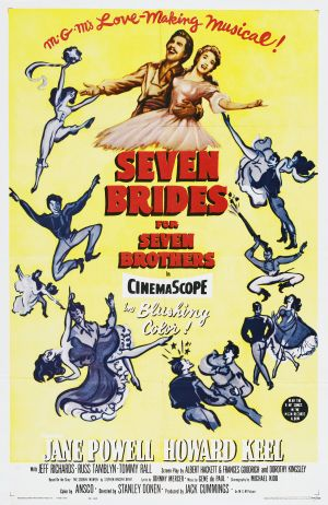 Seven Brides for Seven Brothers 2438x3752
