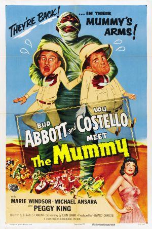 Abbott and Costello Meet the Mummy 2856x4306