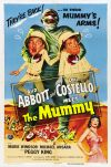 Abbott and Costello Meet the Mummy poster