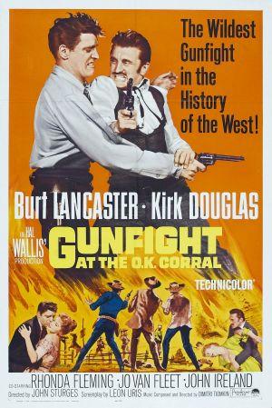 Gunfight at the O.K. Corral 1586x2376