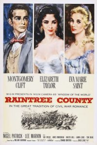 Raintree County poster
