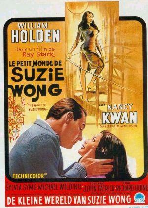 The World of Suzie Wong 594x838