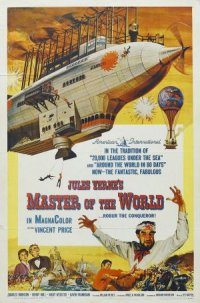 Master of the World poster